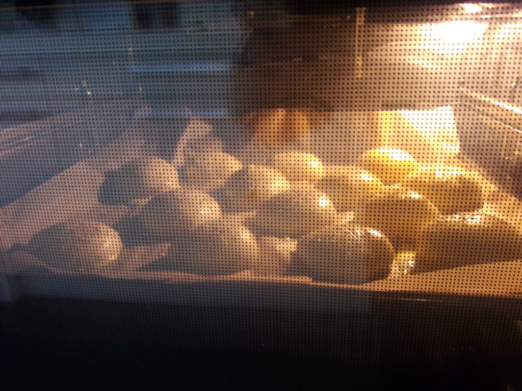 Burgerbrötchen selbst machen - Burger Buns in Ofen