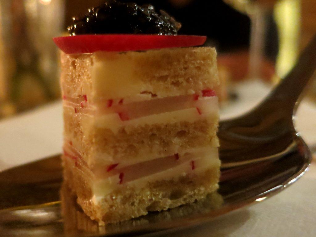 Gruß aus der Küche: Restaurant Echt